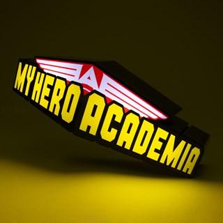 My Hero Academia Logo Light (online only)