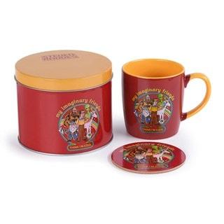 Steven Rhodes: Imaginary Friends Mug Gift Set in Tin