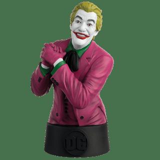 Joker Bust: Batman 1966 TV Series: DC Hero Collector