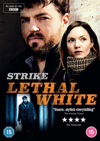 Strike: Lethal White