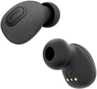 Jam Live True Black True Wireless Bluetooth Earphones
