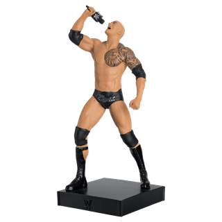 The Rock: WWE Championship Figurine: Hero Collector