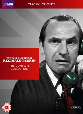 The Fall and Rise of Reginald Perrin: The Complete Collection...