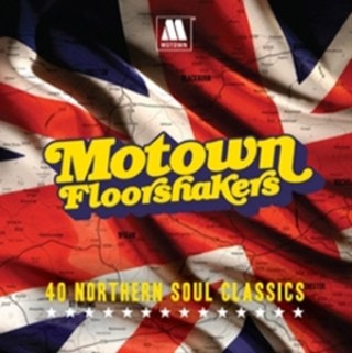 Motown Floorshakers: 40 Northern Soul Classics