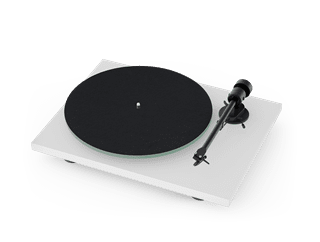Pro-Ject T1 Bluetooth White Turntable