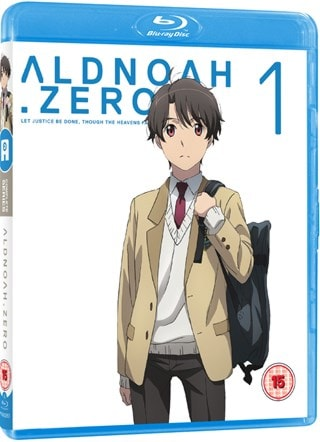 Aldnoah.Zero: Season 1