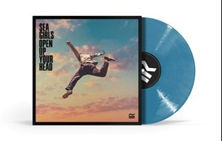 Open Up Your Head - Limited Edition Blue Vinyl