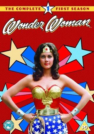 Wonder Woman: The Comlete First Season