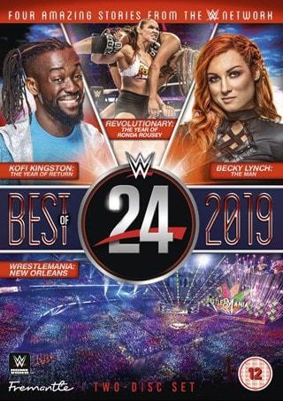 WWE: WWE24 - The Best of 2019