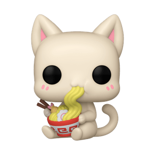 Udon Kitten (83) Tasty Peach Pop Vinyl