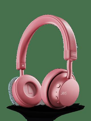 Jays A-Seven Rose Bluetooth Headphones