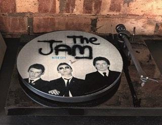 The Jam In The City Vinyl Slipmat