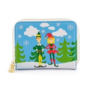 Elf Buddy And Friends Loungefly Wallet