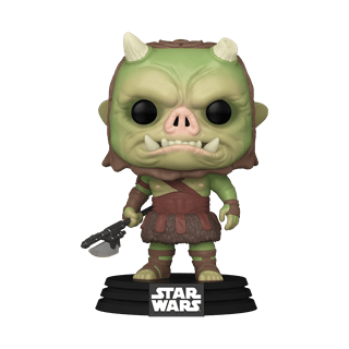 Gamorrean Fighter (406) The Mandalorian Star Wars Pop Vinyl
