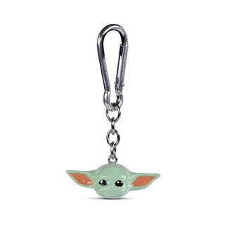 The Mandalorian: The Child: Star Wars 3D Keychain