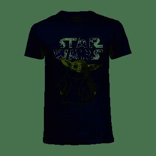 Mandalorian: The Child Sketch Star Wars Tee