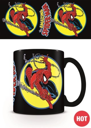 Marvel Comics: Spiderman Iconic Issue Heat Changing Mug