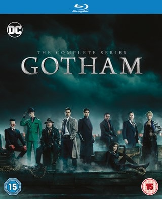 Gotham: The Complete Series