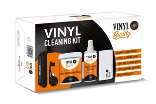 Vinyl Buddy Record Cleaning Kit