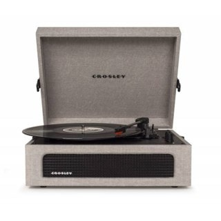 Crosley Voyager Grey Turntable