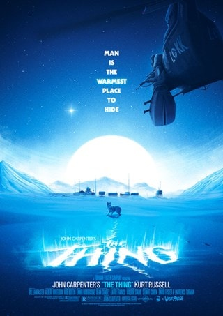 The Thing: Patrick Connan Movie Poster