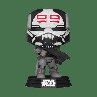 Wrecker (443): Bad Batch: Star Wars Pop Vinyl