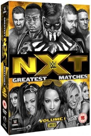 WWE: NXT Greatest Matches - Volume 1