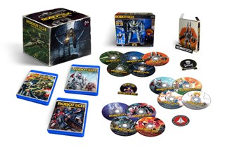 Robotech: The Complete Series Collector's Edition (hmv Exclusive)