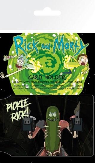 Rick & Morty Pickle Rick Card Holder