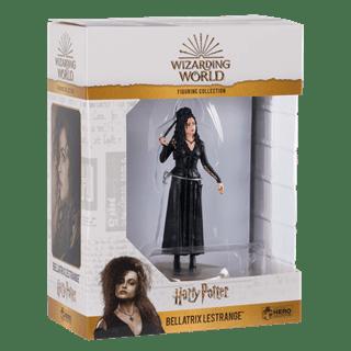 Bellatrix Lestrange: Harry Potter 1:16 Figurine With Magazine: Hero Collector
