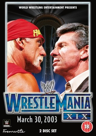 WWE: WrestleMania 19