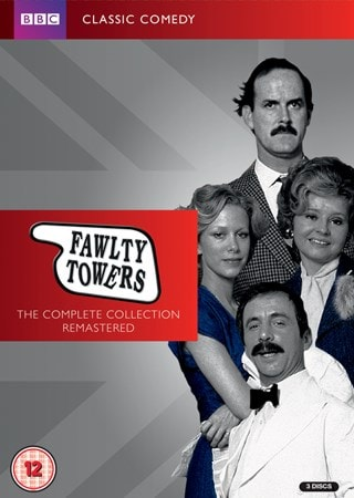 Fawlty Towers: The Complete Collection (hmv Exclusive)