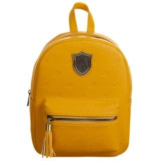 Bioworld Hufflepuff: Harry Potter Mini Backpack