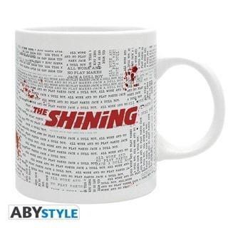 The Shining: Typewriter Mug