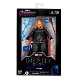 Hasbro Marvel Legends Series Thor Action Figure