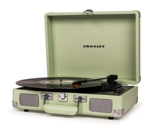 Crosley Cruiser Deluxe Mint Turntable