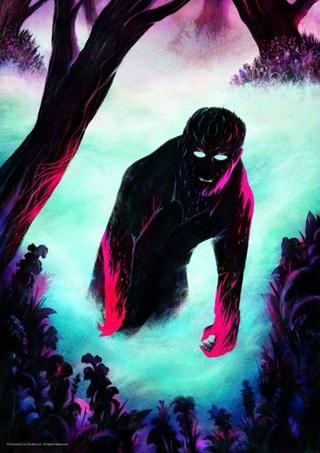 The Wolf Man: Carly AF Art Print
