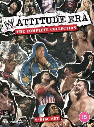 WWE: Attitude Era - The Complete Collection