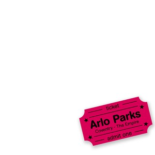 Arlo Parks - Collapsed In Sunbeams - Coventry Empire e-Ticket