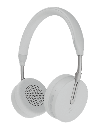 Kygo A6/500 White Bluetooth Headphones