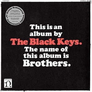 Brothers - Deluxe Remastered 10th Anniversary Edition Box Set with 9 x 7""