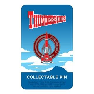 Thunderbird 3 Pin Badge