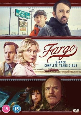 Fargo: Complete Years 1, 2 & 3