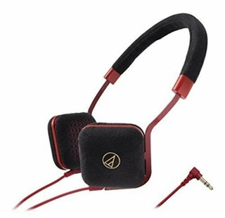 Audio Technica ATH-UN1 Black Headphones