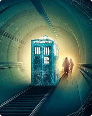 Doctor Who: The Web of Fear Limited Edition Steelbook