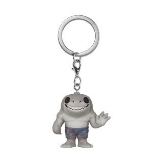 King Shark: Suicide Squad 2021 Pop Vinyl: Keychain