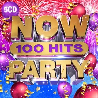Now 100 Hits: Party