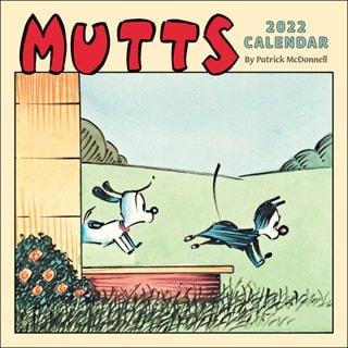 Mutts Square 2022 Calendar