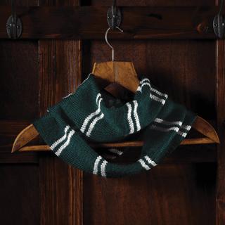 Harry Potter: Slytherin House Cowl: Knit Kit: Hero Collector