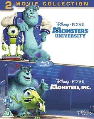 Monsters, Inc./Monsters University